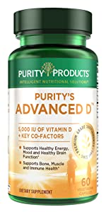 advanced vitamin d d3 purity products 5000 iu dr cannell