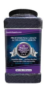 5.5 lbs activated carbon