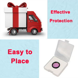Effective protection and easy to carry