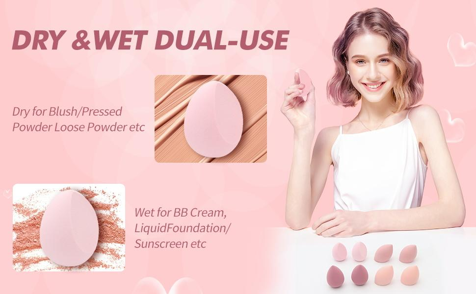 dry wet dual use