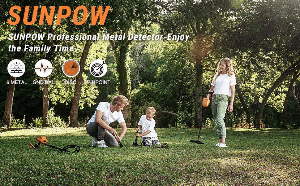 metal detector for adults