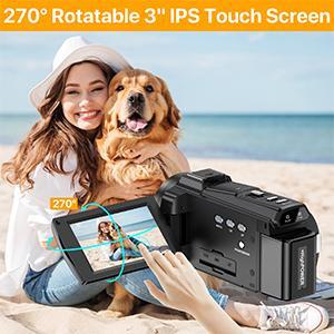 camcorders video camera