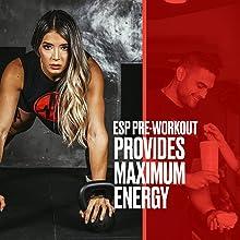 Metabolic ESP