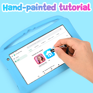 Hand painted tutorial