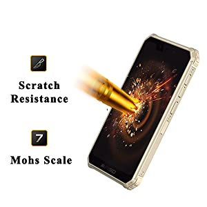 scratch resistance rugged phones