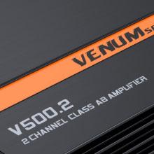 V500.2 Extruded Aluminum Block