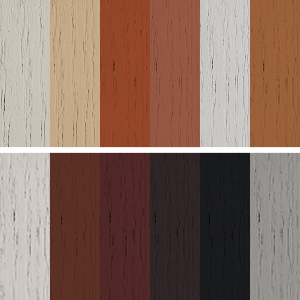 12 Basic Colors