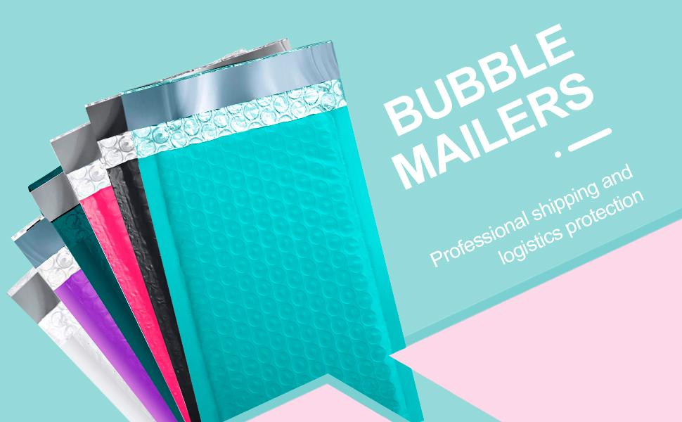 Poly Bubble Mailers Padded mailers for Shipping Business Envelopes Shipping Bags Gift Bubble Mailers