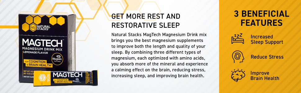 Magnesium Drink Mix