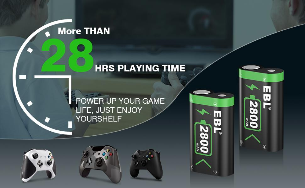 xbox rechargeable battery pack