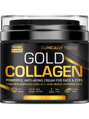 Auksinė kolageno vonia