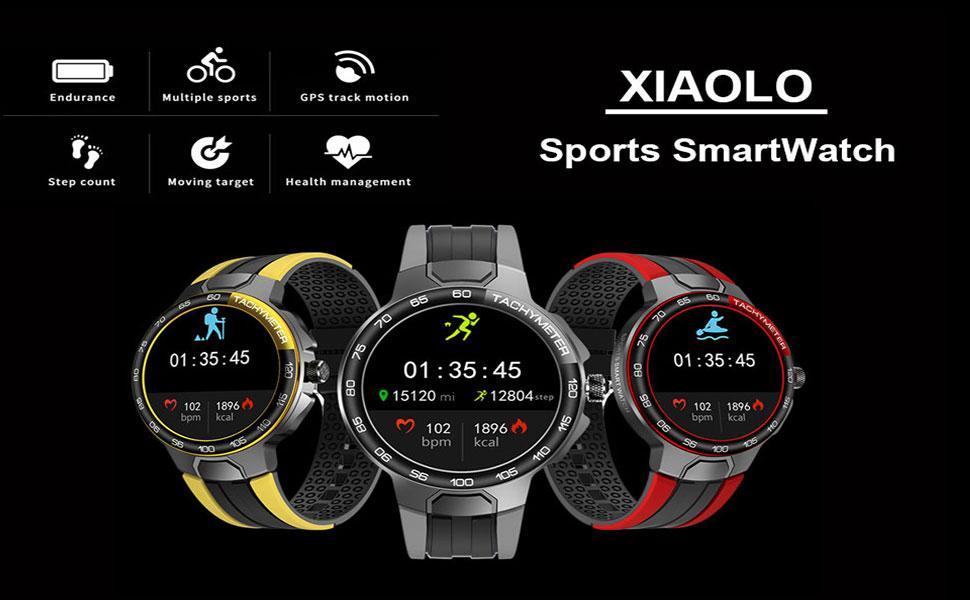 XIAOLO smart watch