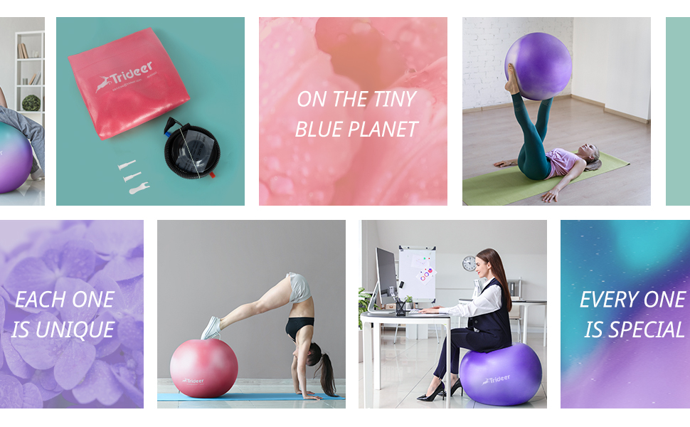 special exercise ball for special you