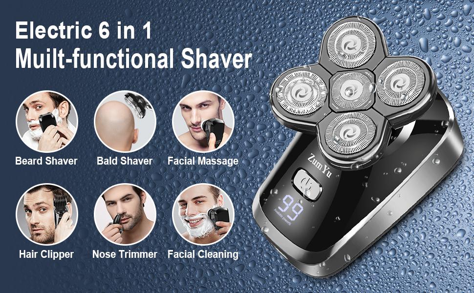 Bald Head Shaver for Men