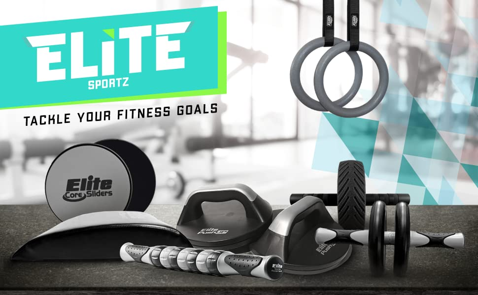 Elite Sportz has what you need for a full body workout