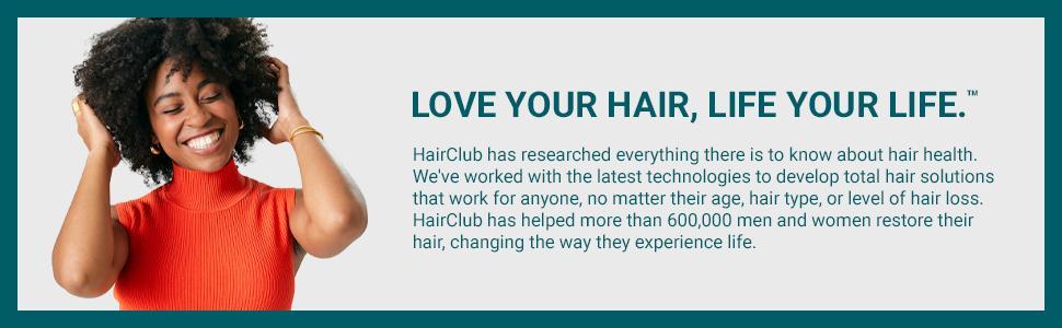 Hairclub experts in hair loss hair growth hair health treatments for women and men