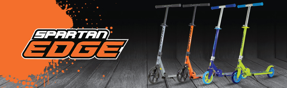 SPARTAN EDGE SCOOTER