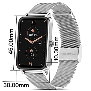 Smart Watch for Android Phones and iOS Phones, Fitness Tracker for Women Men