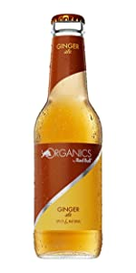 Organics by Red Bull Ginger Ale