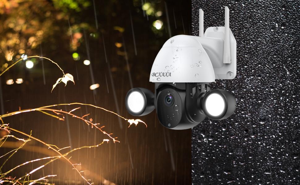 IP66 Waterproof & Dustproof