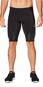 Men's Endurance Generator Muscle amp;amp;amp; Joint Support Compression Shorts