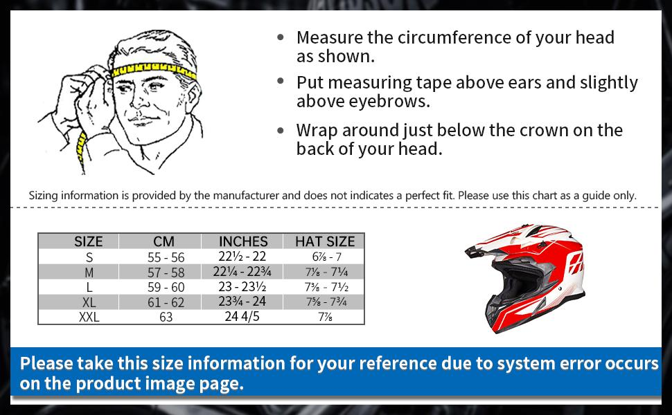 Adult ATV Motocross Off-Road Street Dirt Bike Full Face Motorcycle Helmet DOT Approved Dual Sports