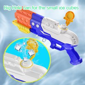 4 Nozzles Super Squirt Guns