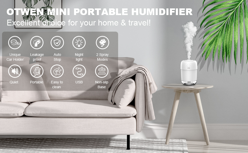 humidifiers for bedroom