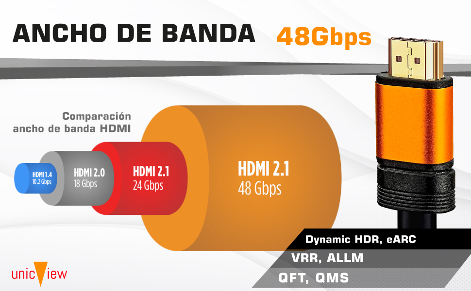 hdmi 8k para ps5, cable hdmi ibra, cable hdmi stouchi, cable 2.1 para ps5, xbox series