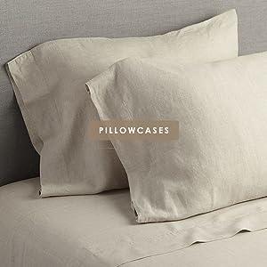 Pillowcases Swastha Linen