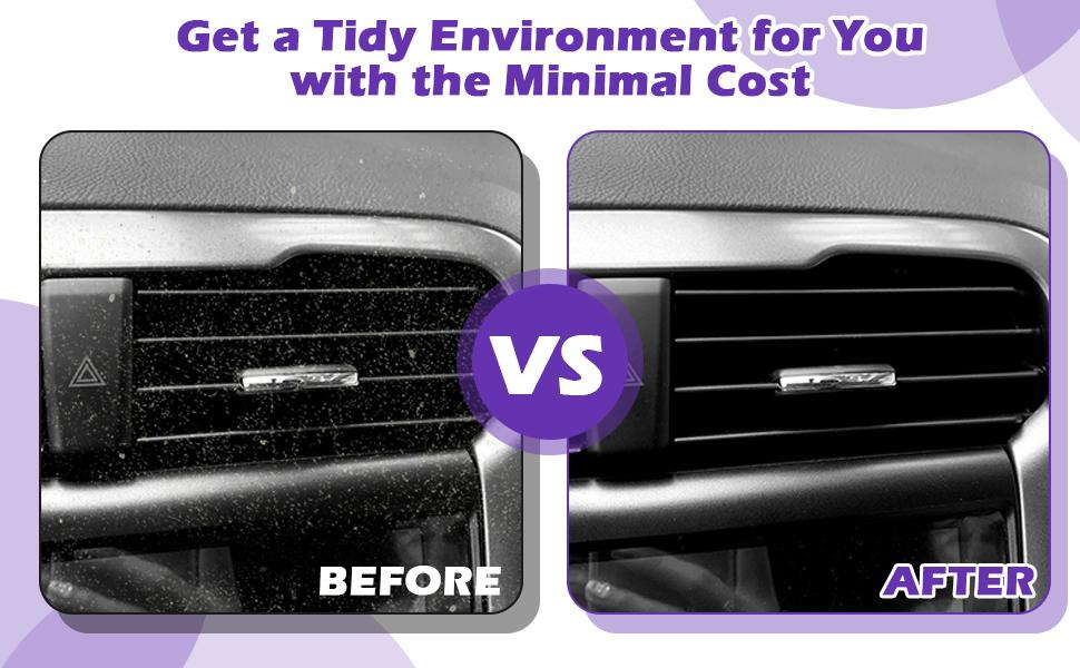 Detailing Kit Essentials for Car Dust