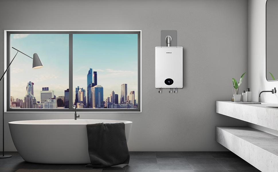 120v tankless water heater