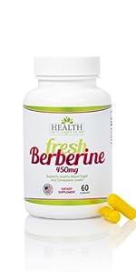 fresh berberine