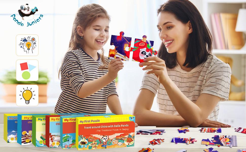 Jumbo Jigsaw puzzles
