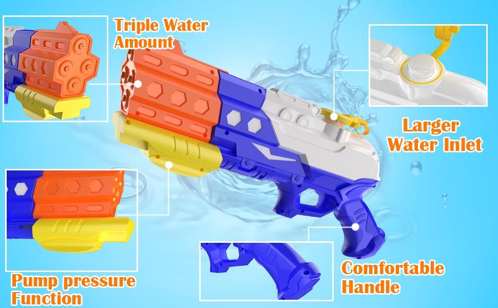 Water Gun for Kids Adults