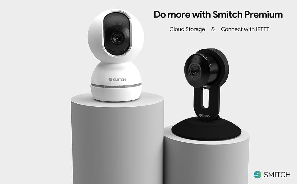 Cloud Storage Security Camera, IFTTT Security Camera, Premium Subscription Camera