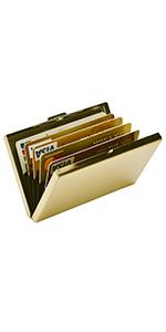 Rfid metal wallet