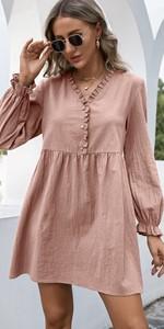 pink dress for women