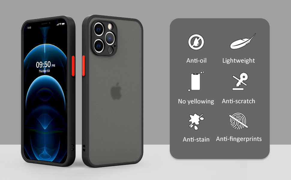 compatible with iphone 12 pro max tpu case