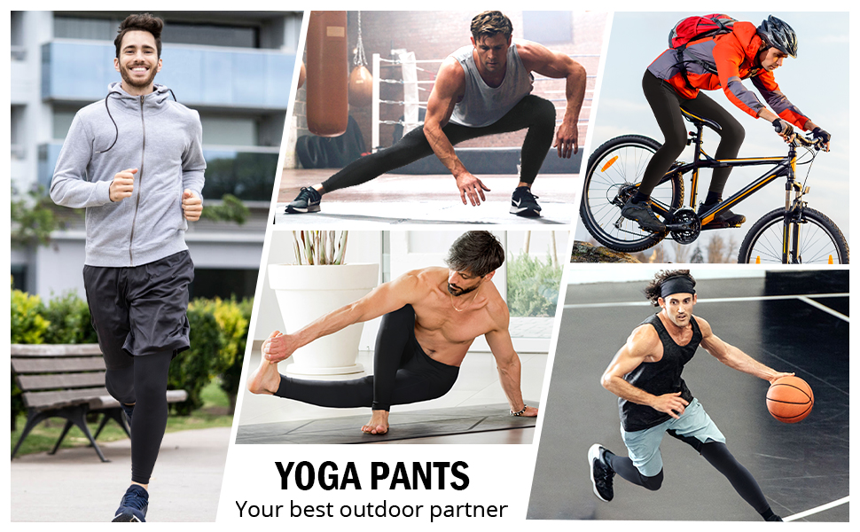 tights pants men