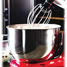 4 Litre Stainless Steel Bowl