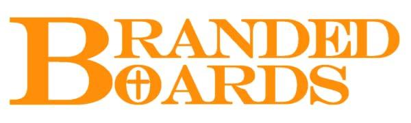 BRANDED BOARDS LACROSSE BALLS