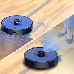 Anti-Drop/Collision Technology