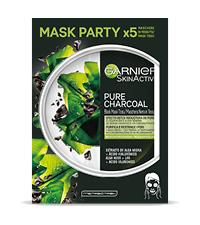 Tissue Mask Carbón