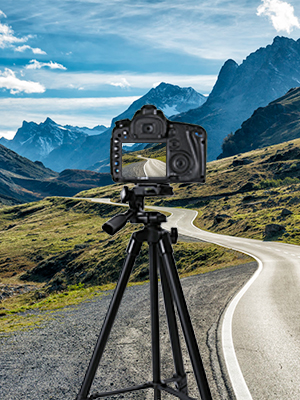camera tripod lightweight