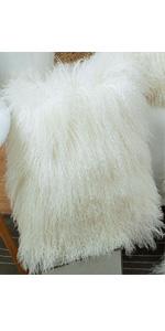 Sheepskin Curly Fur
