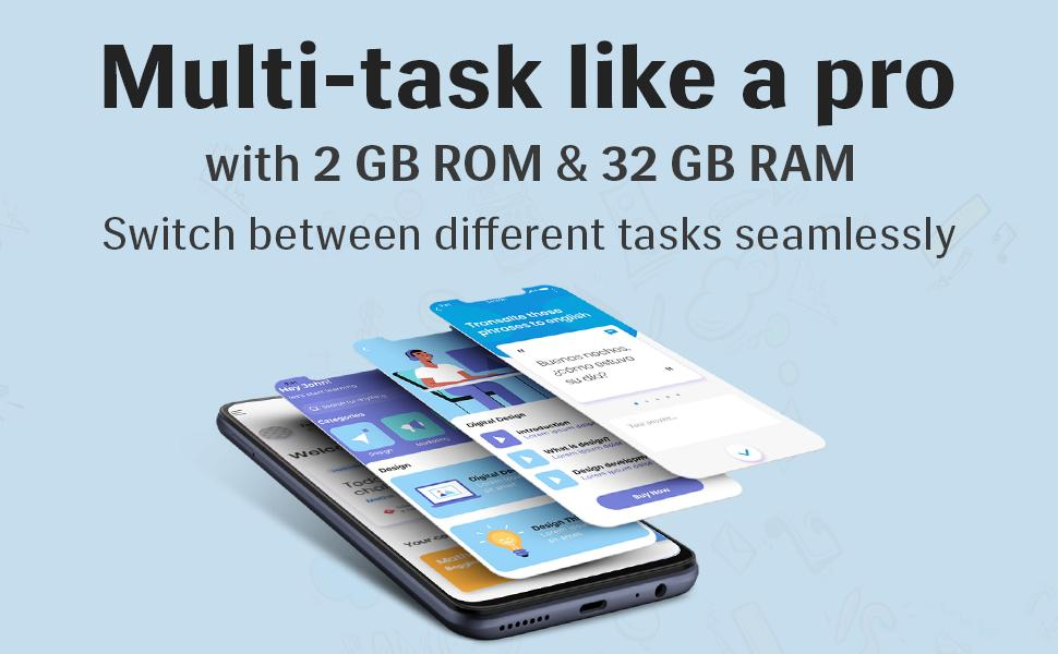 Multi-task like a Pro