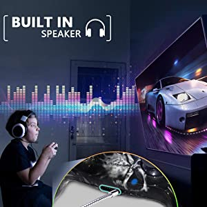 audio speaker headset jack