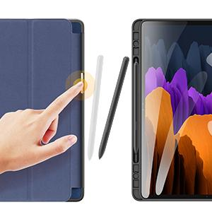 Beautifully designed with pen slot