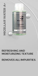 Micellar water,make up remover,face cleanser,skin toner,skin cleanser,skin care,tonic water